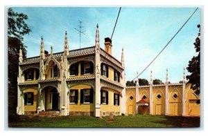 Postcard Wedding Cake House, Kennebunk ME Maine MA5