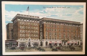 The Oliver Hotel, South Bend, Ind. Gardner News Agency 25844
