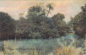 Rio N'Ganga, Afluente Do Quanza, Angola, 1900-1910s