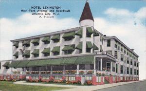 New Jersey Atlantic City Hotel Lexington