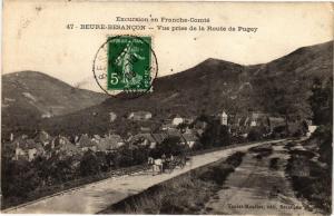 CPA BEURE - BESANCON - Vur prise de la Route de Pugey (183001)