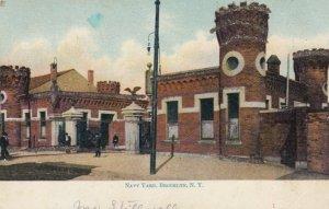 BROOKLYN, New York, 1901-07; Navy Yard, Glitter detail