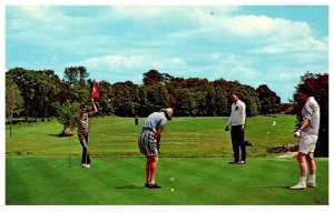 Connecticut Moodus  Banner Lodge  , Golf