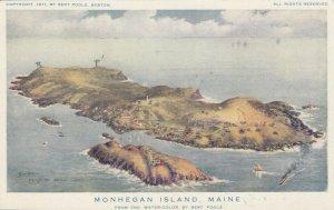 MONHEGAN ISLAND , Maine , 00-10s