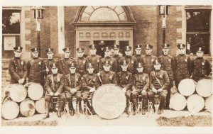 RP: BUFFALO , New York , 00-10s ; Police Reserve Band