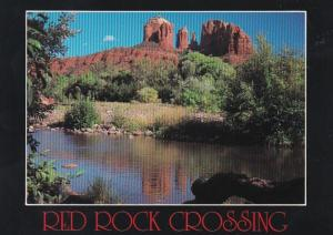 Arizona Courthouse Rock At Red Rock Crossing