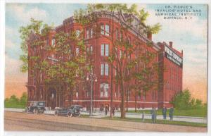 Dr Pierce's Invalids Hotel &amp Surgical Inst., Buffalo NY