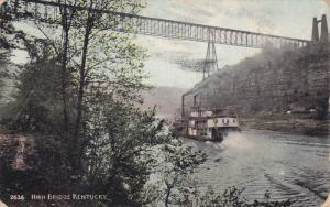 High Bridge, KENTUCKY, PU-1909