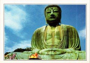 CPA KAMAKURA Le Bouddha JAPAN (677306)