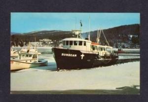ME Sunbeam Boat Missionary Society BAR HARBOR MAINE PC