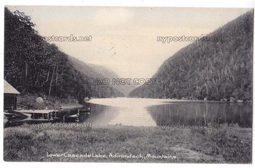 Lower Cascade Lake