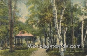 Parc Champlain, Champlain Park Trois Rivieres, PQ Canada 1925
