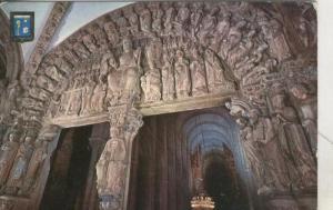 Postal 4231: Santiago de Compostela: Catedral: Portico de la Gloria