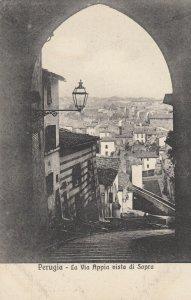 PERUGIA , Italy, 00-10´s ; La Via Appia vista di Sopra