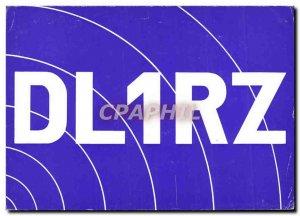 Old Postcard Telegraphie DL1RZ Wolfgang Strauch Bremen Robert Bunsen Strasse