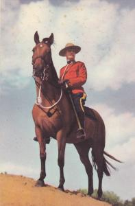 Royal Canadian Mounted Police [RCMP] , Canada , 50-60s - #17