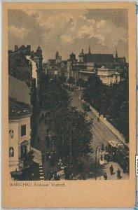 66363 - Polen POLAND - Ansichtskarten  VINTAGE POSTCARD -  WARSAW  Warszawa 1942