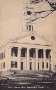Connecticut East Hartford Cong Church