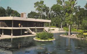 Peguis Pavilion, Kildonan Park, Winnipeg, Manitoba, Canada, 1940-1960s