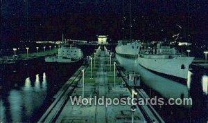Miraflores Locks Panama Canal Panama Unused