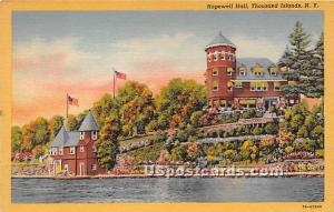 Hopewell Hall Thousand Islands NY Unused