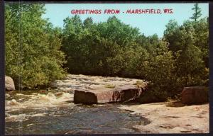 Greetings From Marshfield,WI Stream