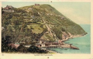 UK Lynton and Lynmouth 05.22