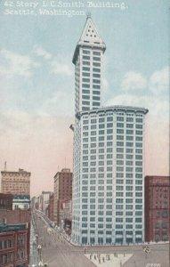 SEATTLE , Washington, 1900-10s; 42 Story L.C. Smith Building