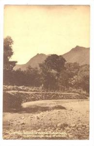 Caisteal abhail & suidhe fhearghas, Glen Sannox, Isle of Arran, Scotland, Uni...
