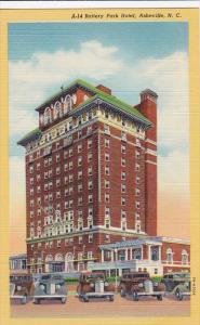 A-14 Battery Park Hotel, Asheville, North Carolina, 30-40s
