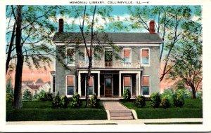 Illinois Collinsville Memorial Library