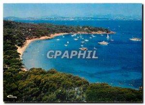 Postcard Modern French Riviera France French Riviera Porquerolles La Perle d'...