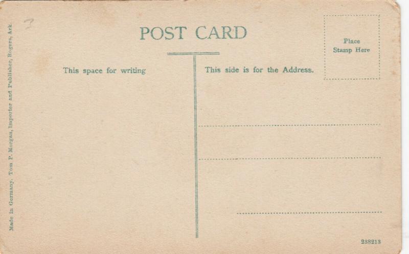 ROGERS , Arkansas , 1900-10s ; Elkhorn Tavern , Pea Ridge Battlefield