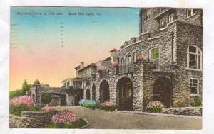 Entrance Drive To The Inn, Buck Hill Falls, Pennsylvania PU-1950