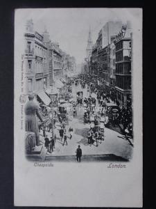 City of London CHEAPSIDE 1902 UB by The Wrench Series 588