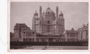 RP: Blenheim Hotel , ATLANTIC CITY , New Jersey , PU-1908