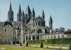 France Caen Abbaye aux Hommes Eglise Saint-Etienne