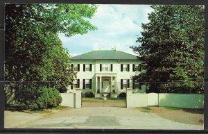 Virginia, Richmond - Governor's Mansion - Capitol Square - [VA-078]