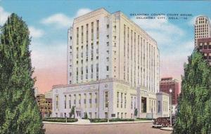 Oklahoma City Oklahoma County Court House
