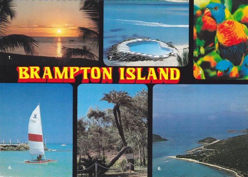 Bramption Island, Great Barrier Reef, Australia , 50-70s