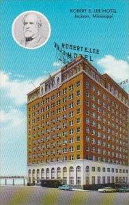 Mississippi Jackson Robert E Lee Hotel