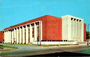 Missouri Springfield Central Assembly Of God Church 1964