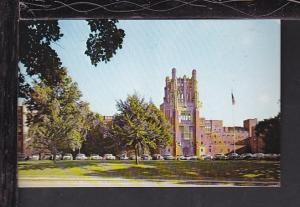 University General Hospital,Iowa City,IA Postcard BIN