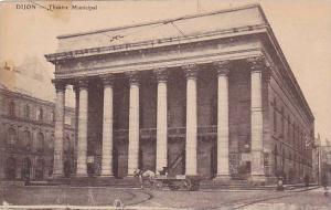 Theatre Municipal, Dijon (Côte-d´Or), France, 1900-1910s