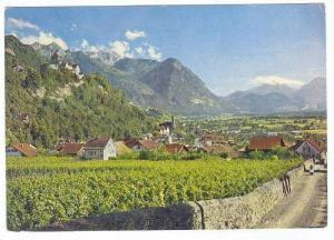 Vaduz , Furstentum Liechtenstein, PU-1963
