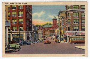Bangor, Maine, State Street