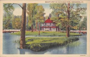 Chatauqua Park , OWENSBORO , Kentucky , PU-1947