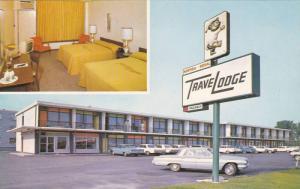 Travelodge , MONTREAL , Quebec Canada , 50-60s
