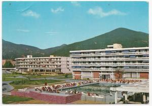 Montenegro; Budva, International & Adriatic Hotels PPC, Unposted, c 1970's