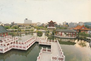 Down-Town Park . KAOHSIUNG , China , 1982